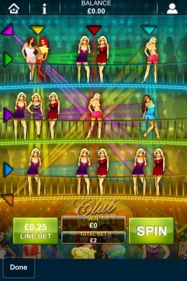 Club Night Touch Screenshot