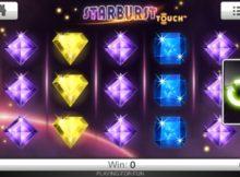 Starburst Touch Screenshot
