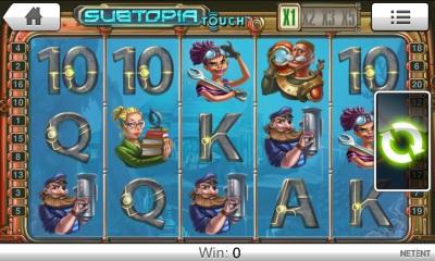 Subtopia Touch Screenshot