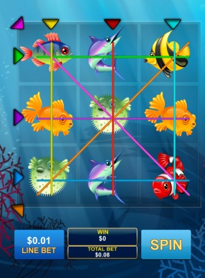 Fish O Rama Touch Screenshot