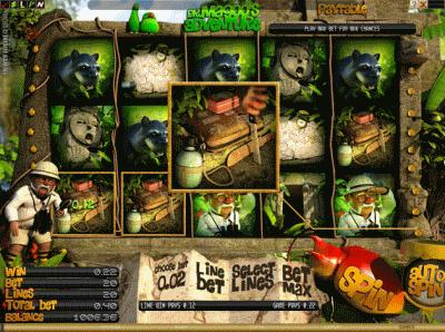 Dr Magoos Adventure Screenshot