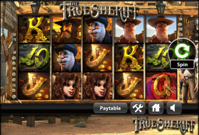 The True Sheriff Screenshot