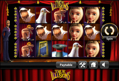 True Illusions Screenshot