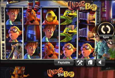 Under The Bed Screenshot