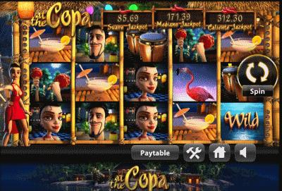at the copa screenshot