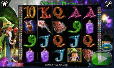 merlins millions screenshot