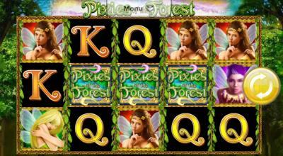 pixie forest screenshot