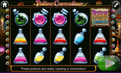 potion comotion screenshot