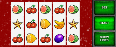 Hot Fruits Screenshot