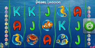 Pearl Lagoon Screenshot