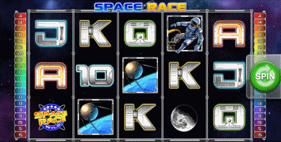 Space Race Screenshot