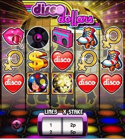 disco dollars screenshot