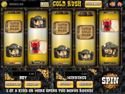 gold rush screenshot
