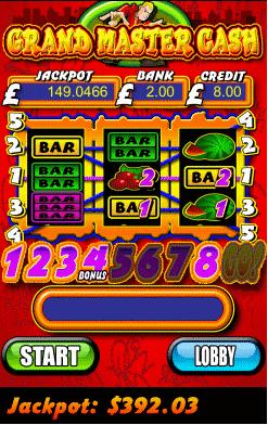 grand master cash screenshot