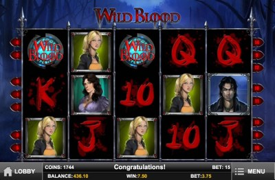 wild blood screenshot