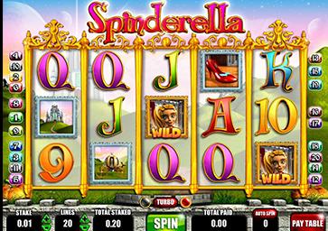 Spinderella Screenshot