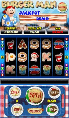 Burgerman Screenshot