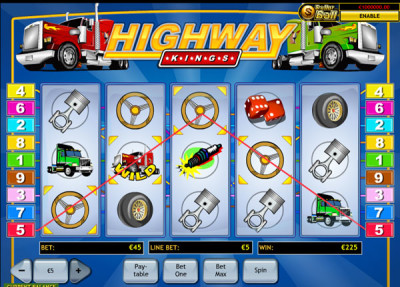 Highway Kings Sscreenshot