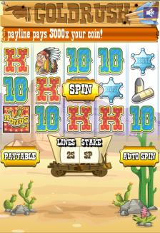 gold Rush Screenshot