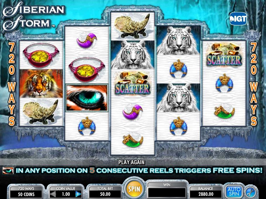 Siberian Slot Screenshot
